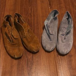 Toms Moccasins for Women Size 9